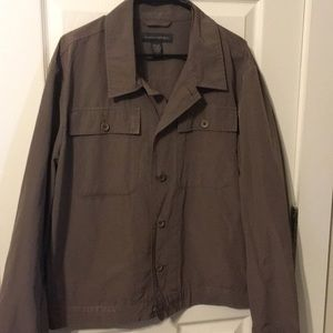 Banana Republic water resistant blouson jacket